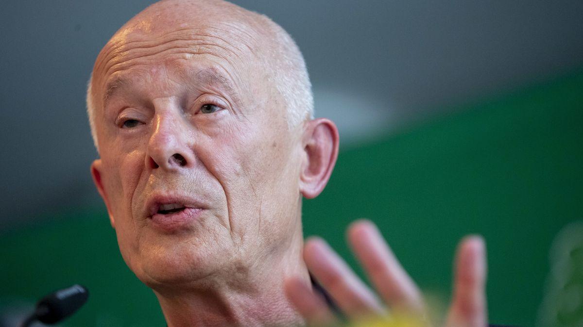 Hans Joachim Schellnhuber, Klimaforscher und ehemaliger Direktor des Potsdam-Instituts für Klimafolgenforschung