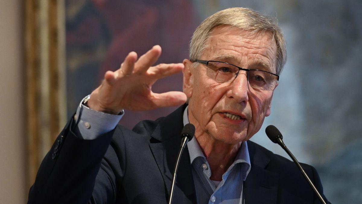 Clement bei der Verleihung des Friedrich-August-von-Hayek-Preises 2019