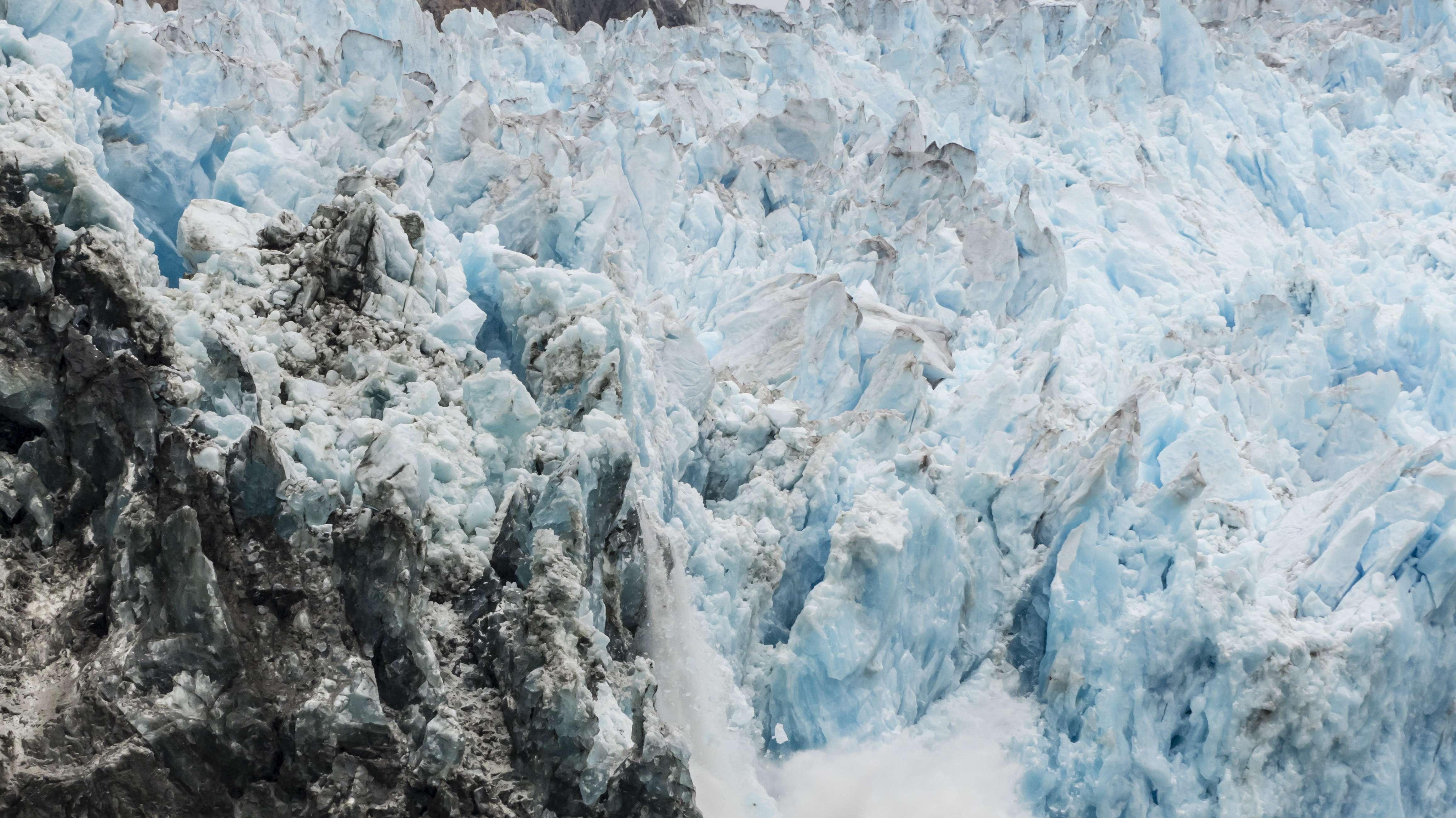 Symbolbild Gletscher