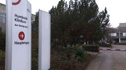In der Berliner Vivantes-Klinik wurden die britische Corona-Mutation entdeckt. Das Krankenhaus wurde vorsichtshalber geschlossen. | Bild:BR24
