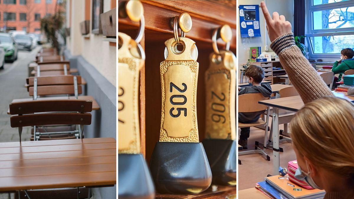 Gastro, Hotels, Schulen: Bayerns Corona-Fahrplan