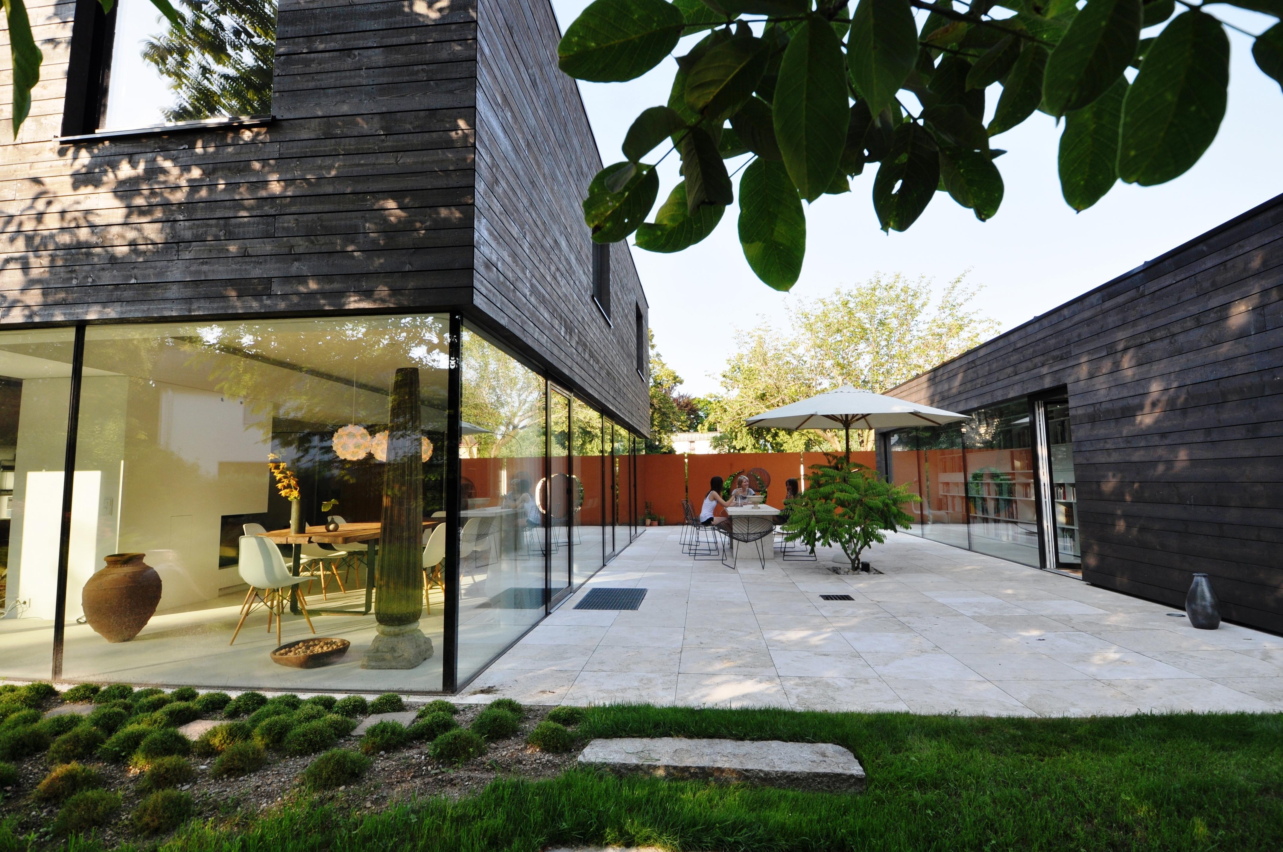 Traumhäuser : Ein Haus aus zwei Bauten