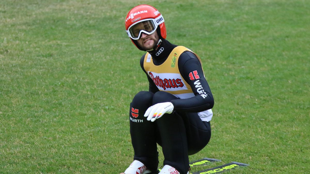 Skispringer Markus Eisenbichler