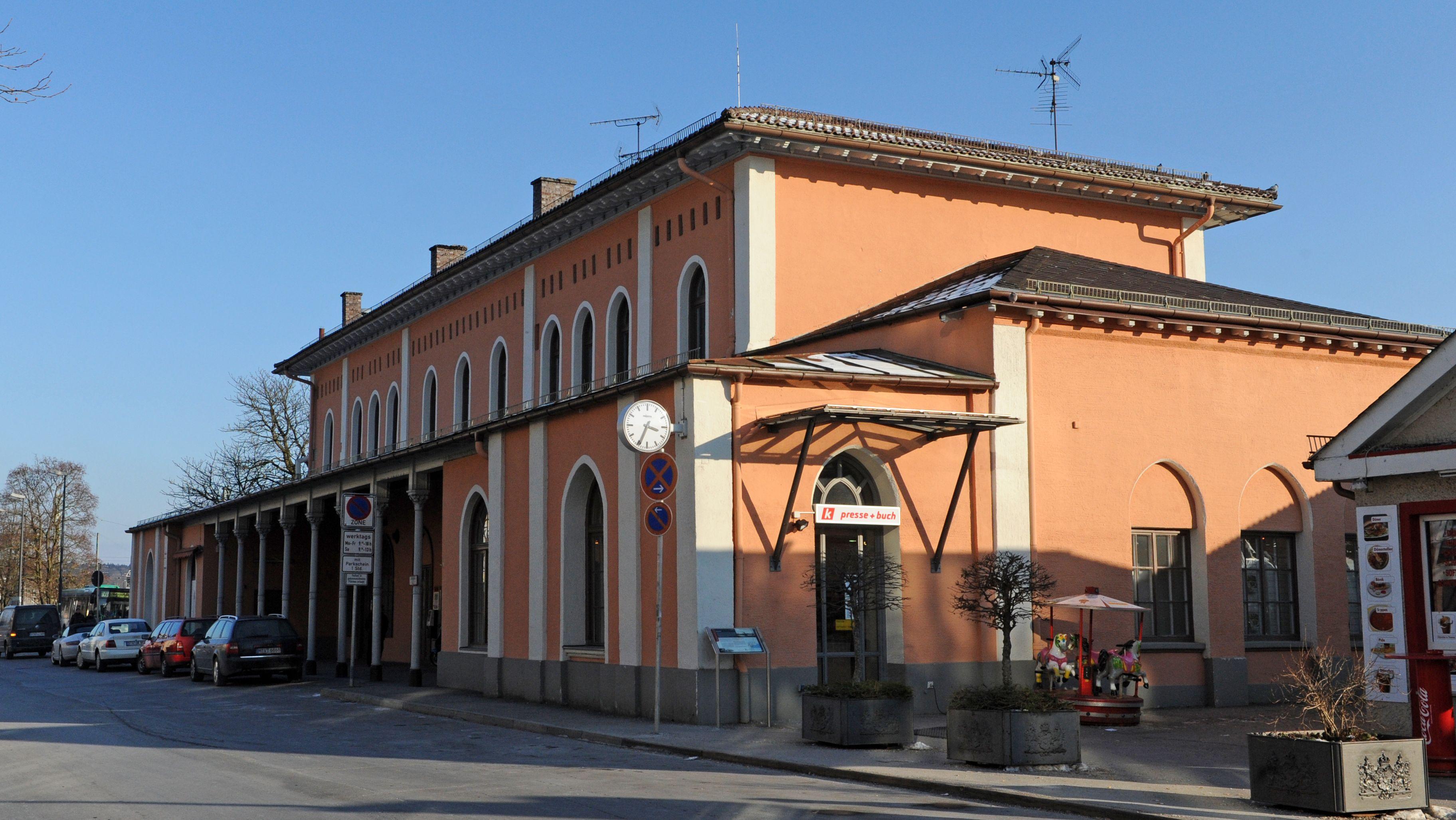 Bahnhof Starnberg