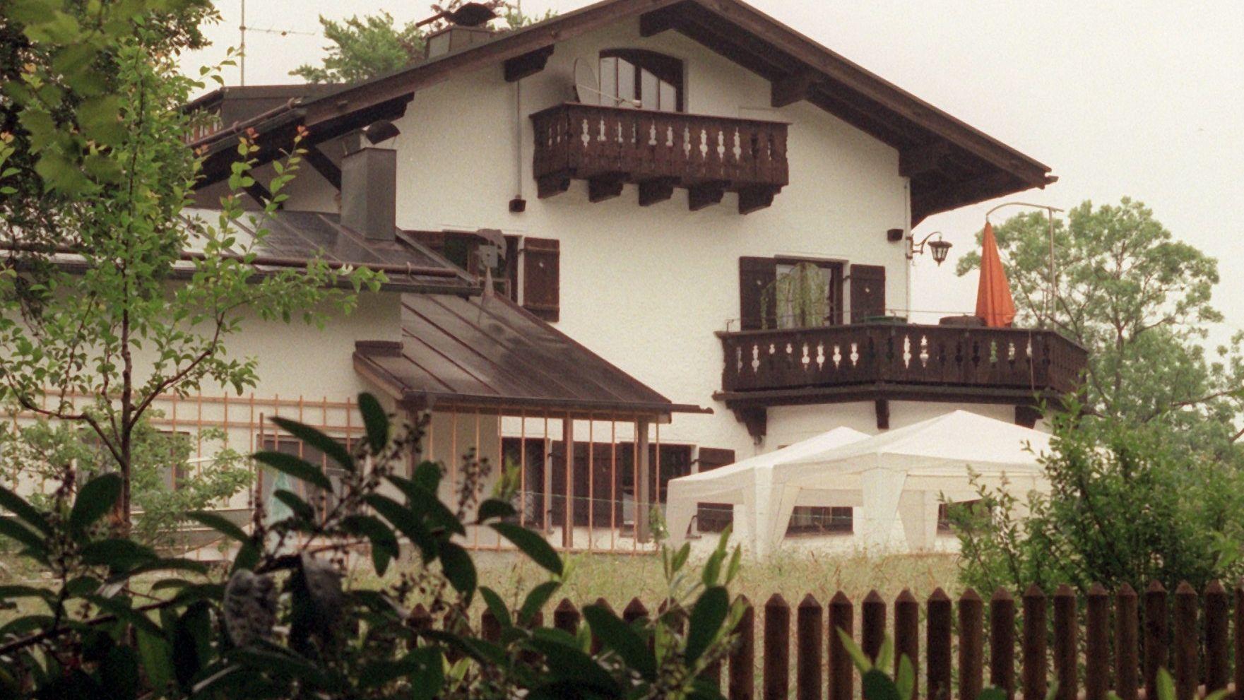 Garatshausen: Das ehemalige Haus des Schauspielers und Sängers Hans Albers