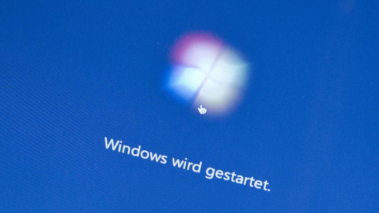 """""""Windows wird gestartet"""""""