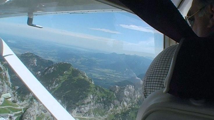 Die Hagelflieger vom Chiemgau