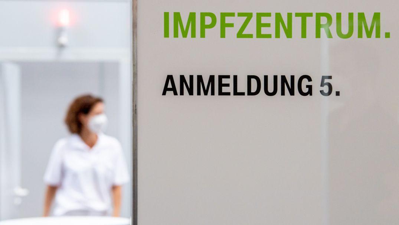 Symbolbild: Anmeldung Impfzentrum