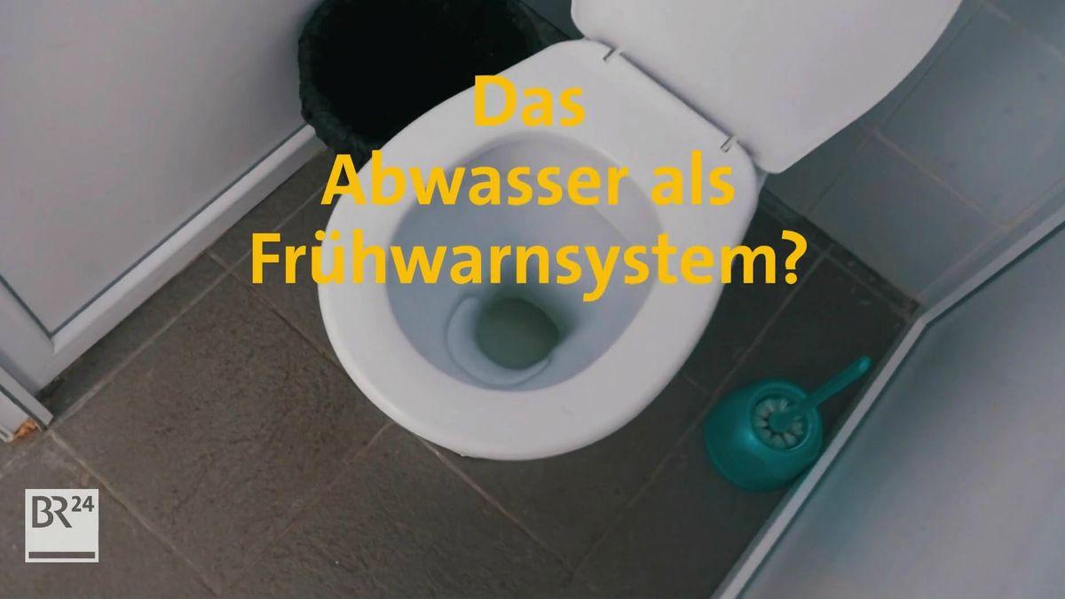 Coronavirus: Abwasserüberwachung als Frühwarnsystem