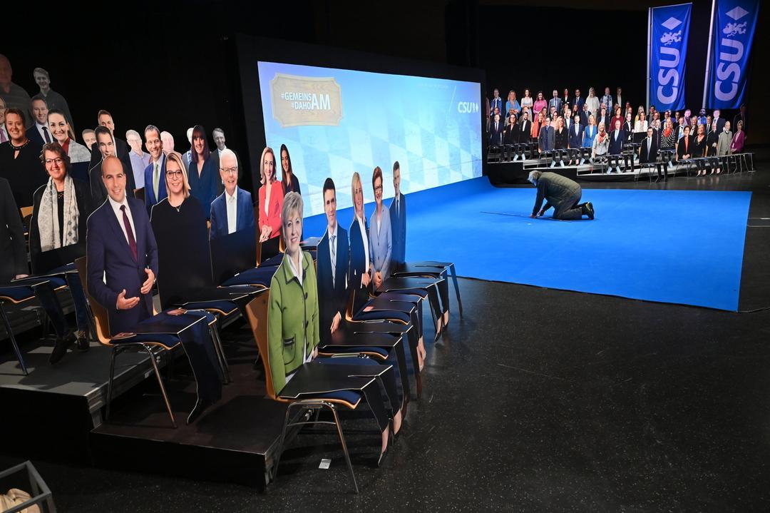 Politischer Aschermittwoch im Zeichen von Corona-Krise und Wahlkampf