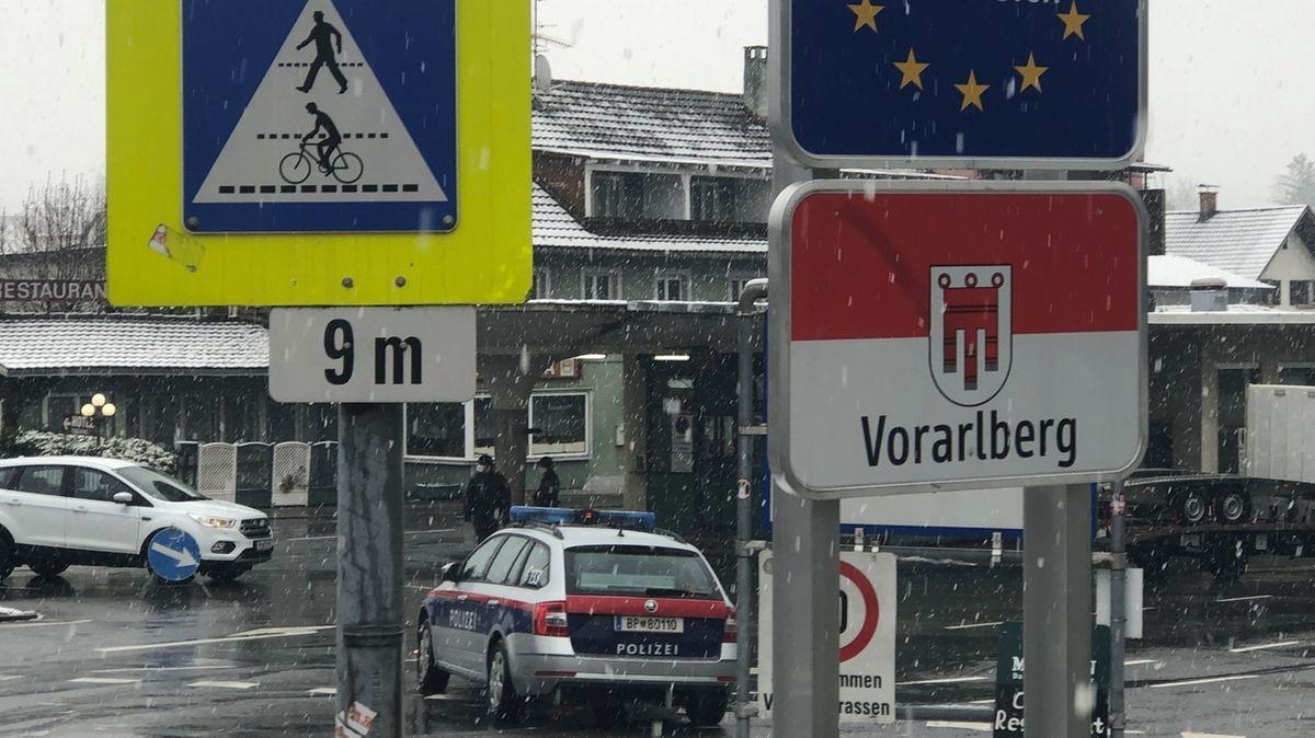 Österreichische Grenzkontrollen führen zu Wartezeiten bei Lindau
