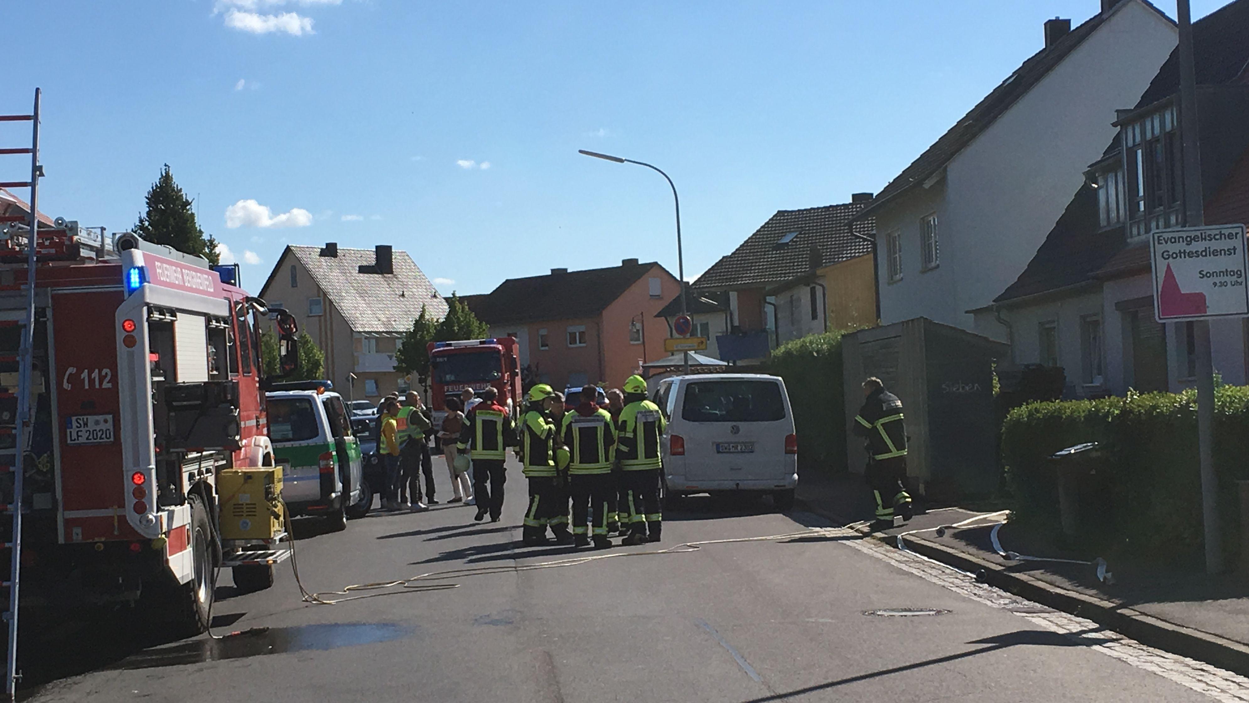 Tötungsdelikt in Bergrheinfeld