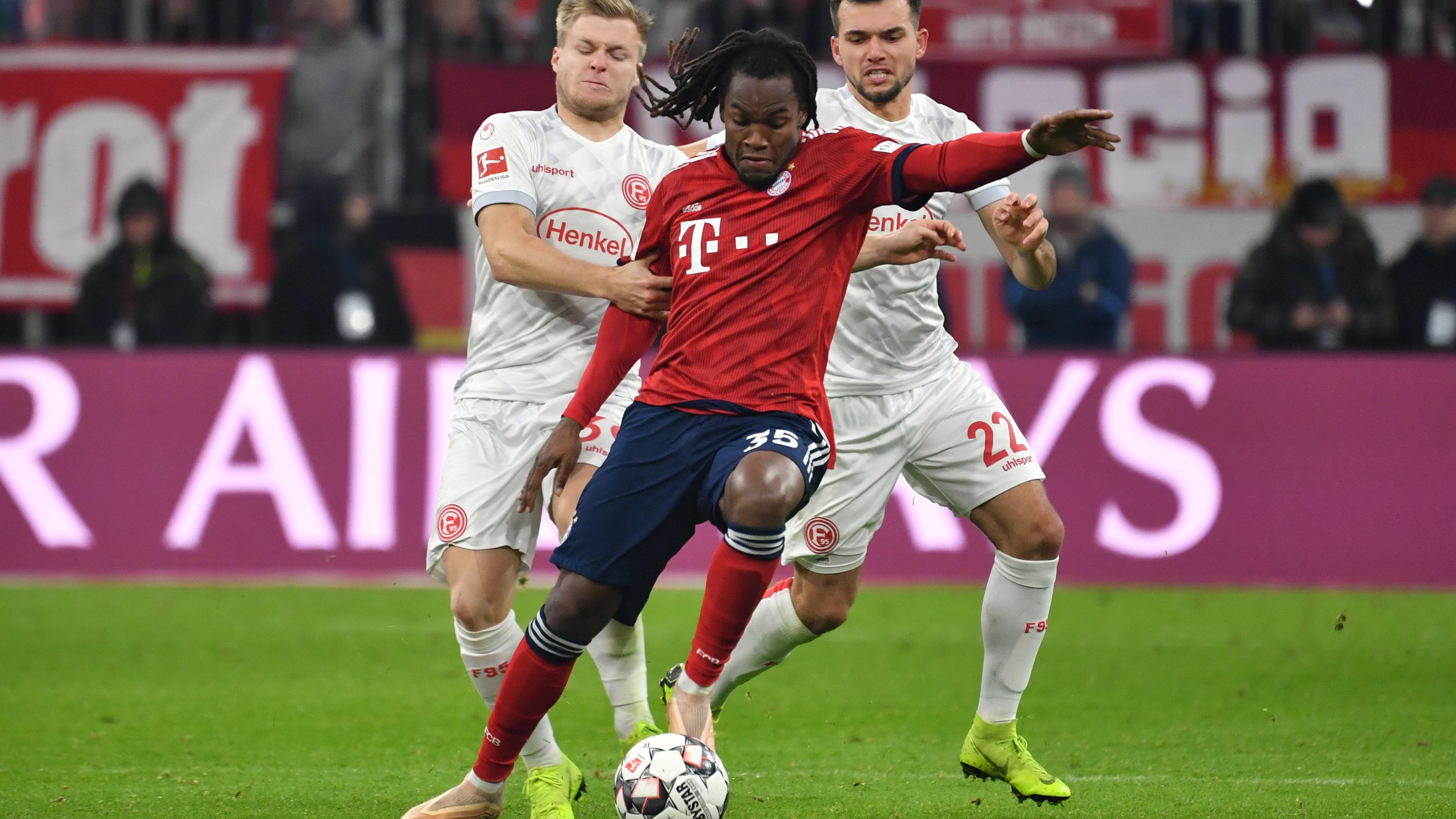 Renato Sanches vom FC Bayern