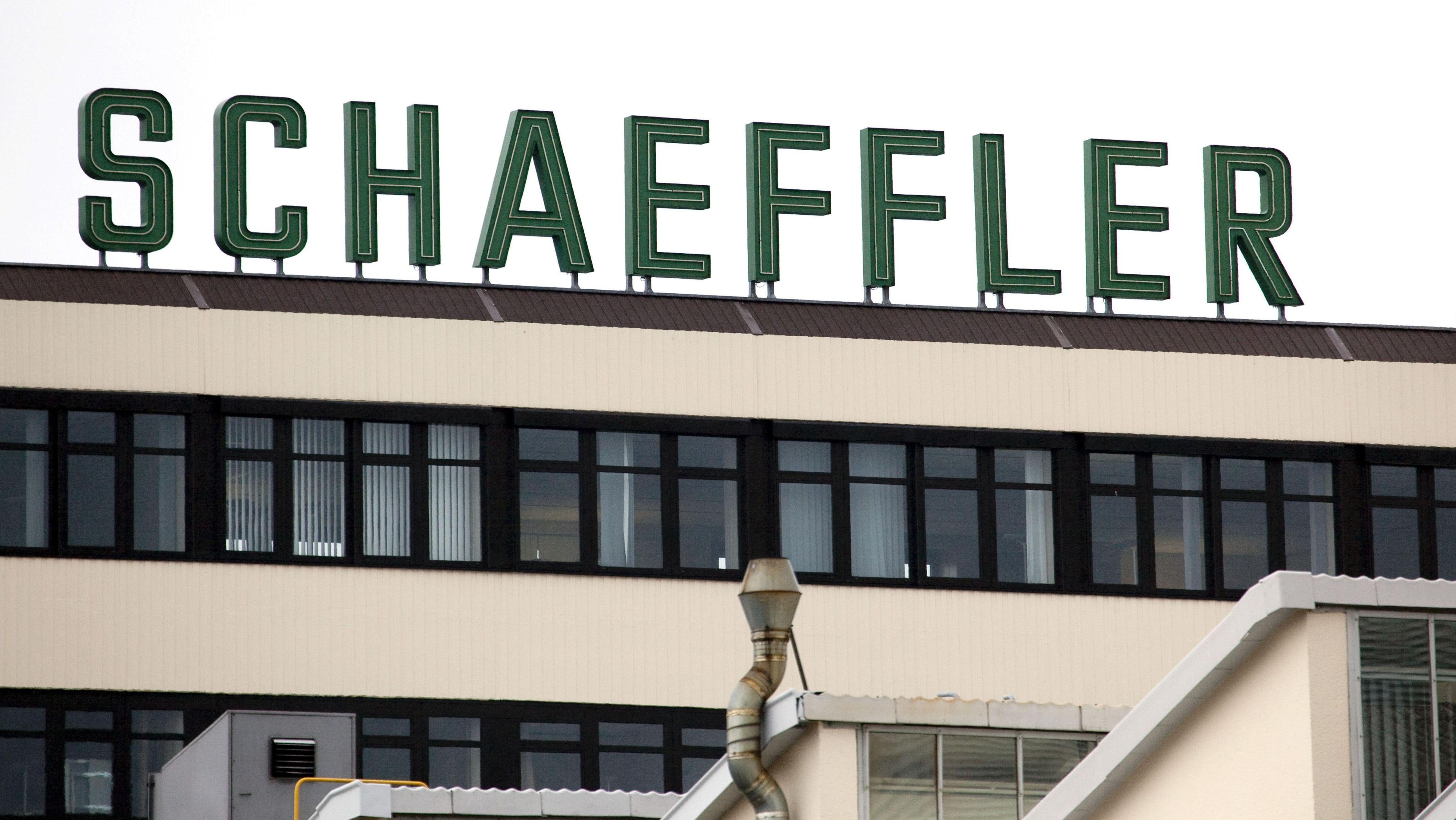 Schaeffler-Zentrale in Herzogenaurach