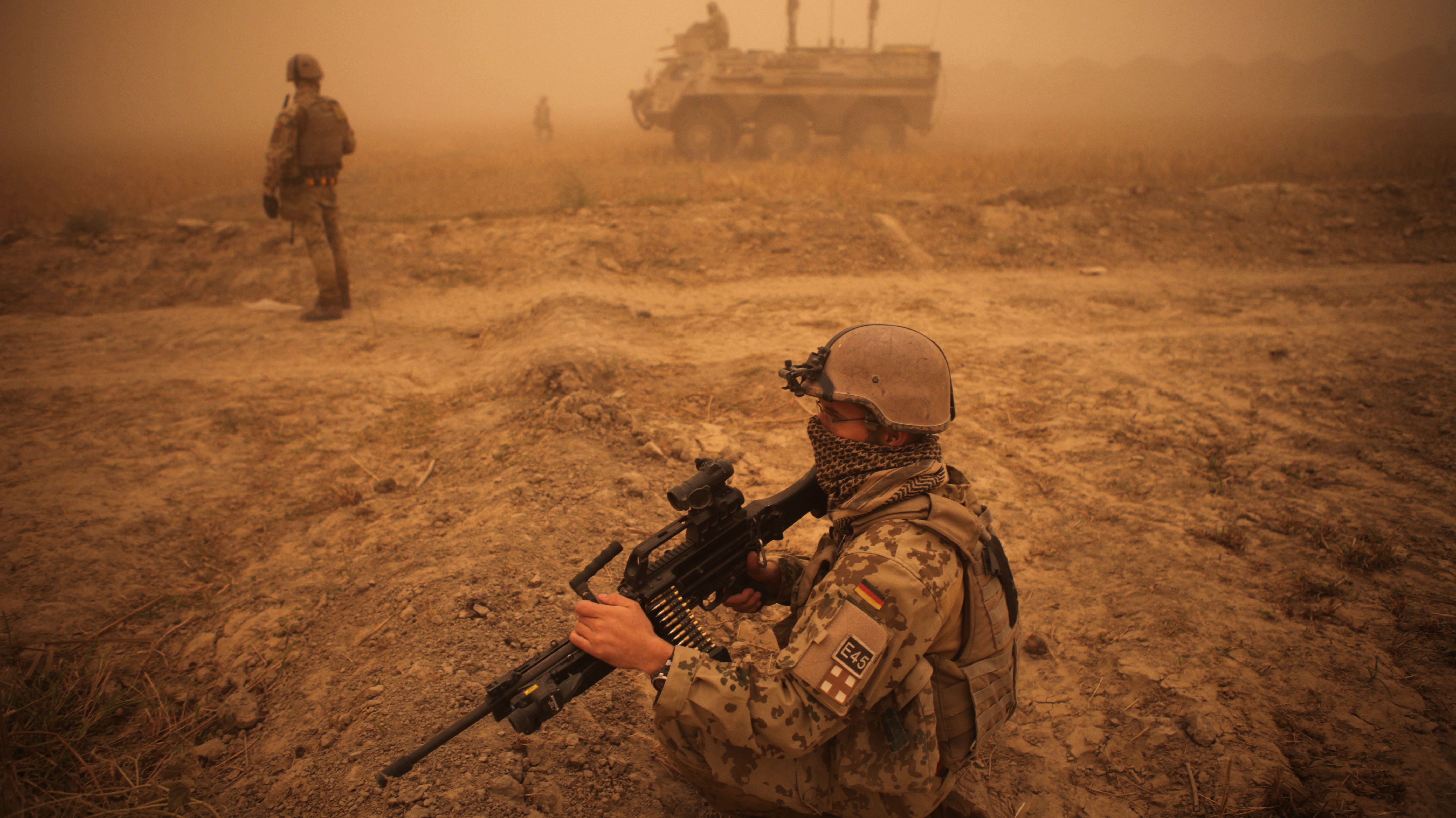 Bundeswehreinsatz Afghanistan