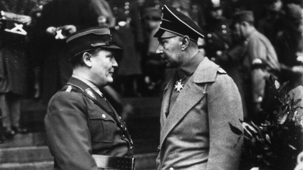 Adeliger war SA-Mitglied und Hitler-Fan