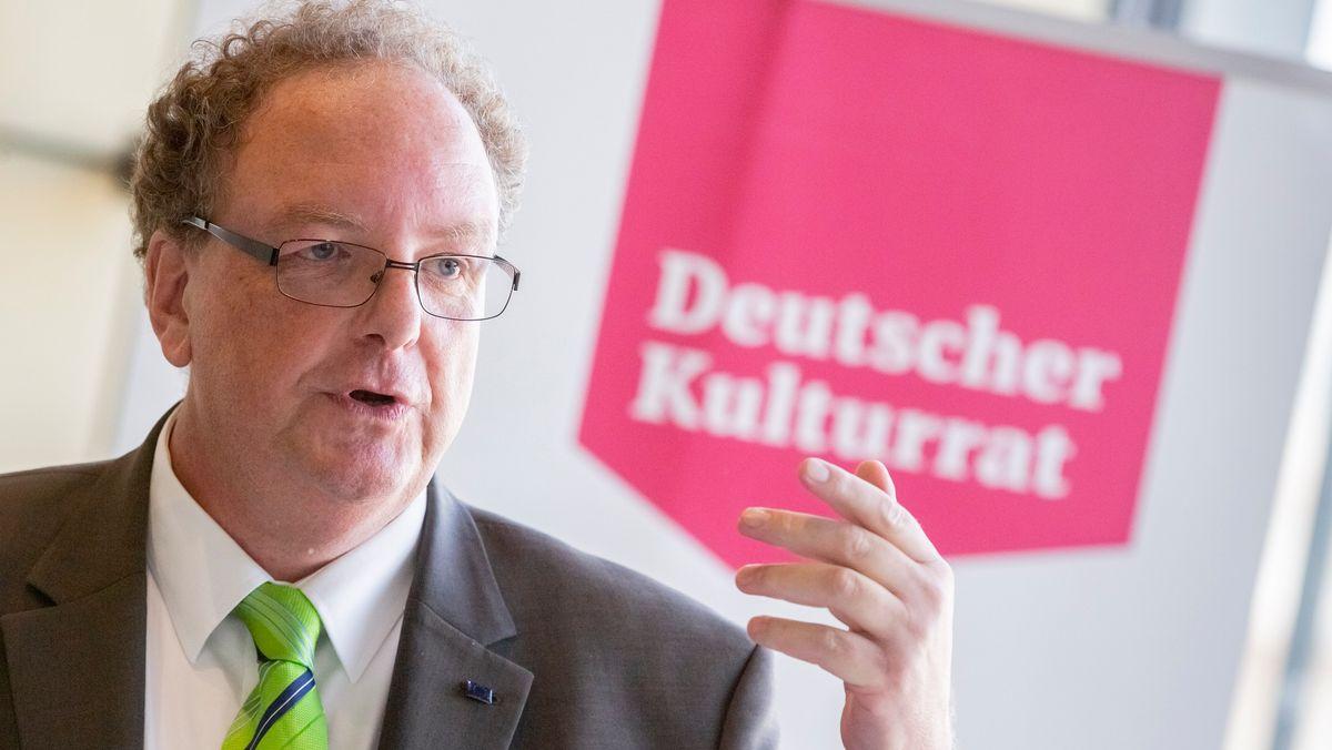 Olaf Zimmermann, Deutscher Kulturrat