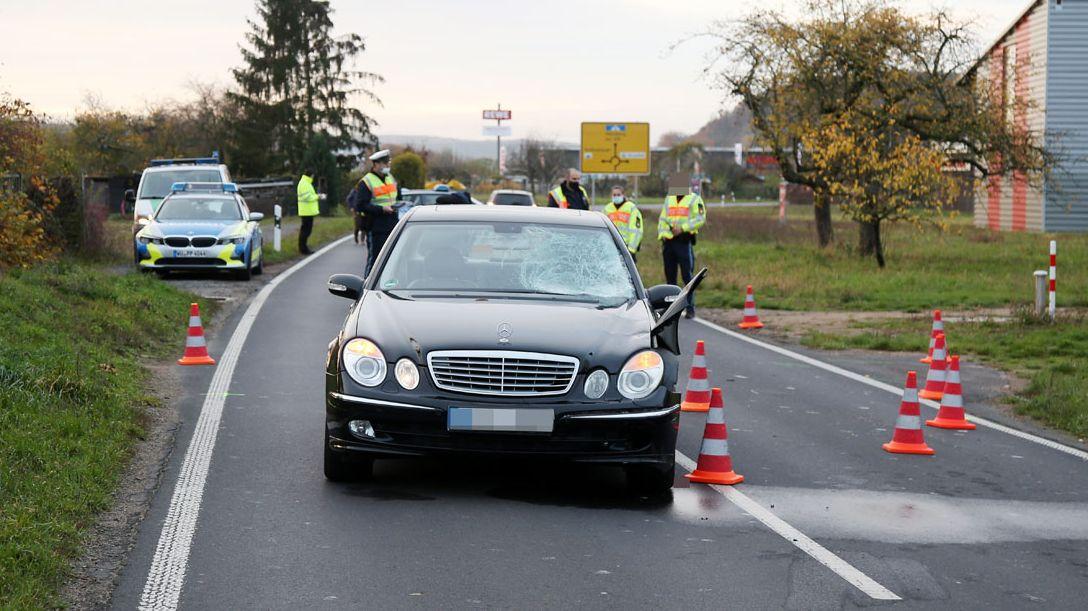 Tödlicher Verkehrsunfall in Großwallstadt
