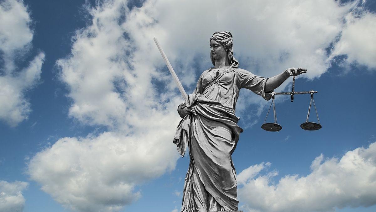 Justitia (Symbolbild).