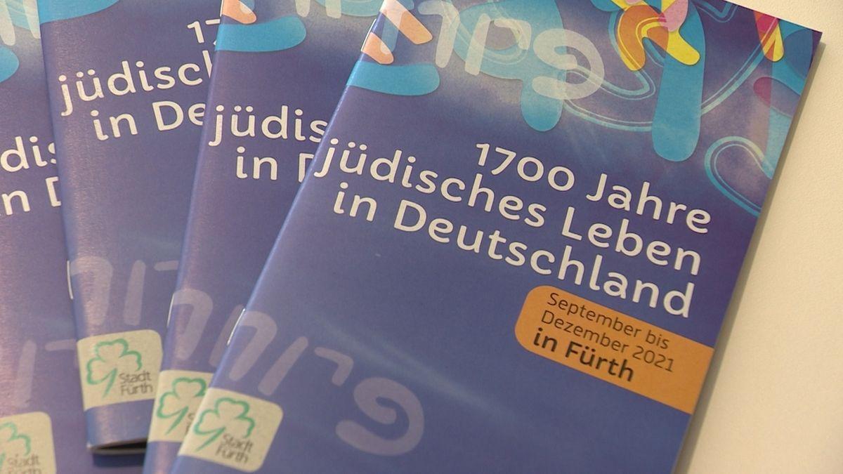 Veranstaltungsreihe 1.700 Jahre jüdisches Leben in Fürth