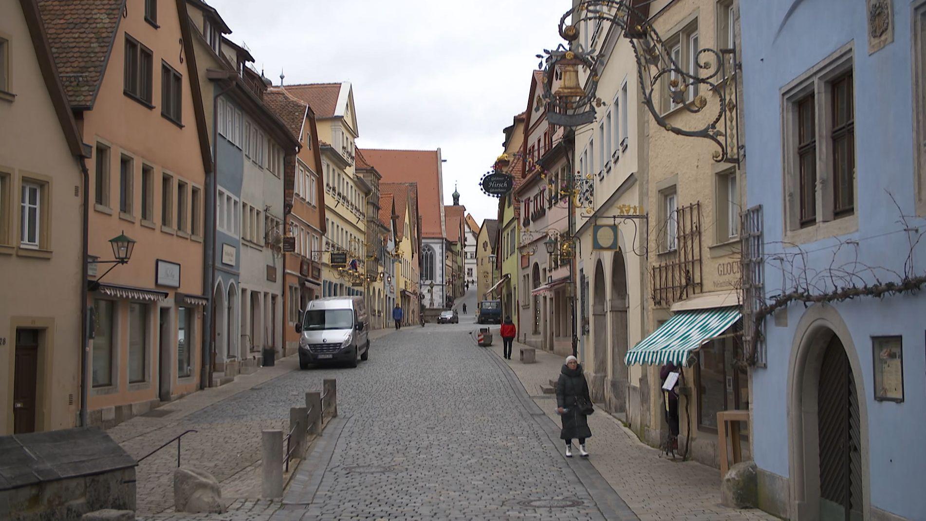 Corona-Krise und Rothenburg