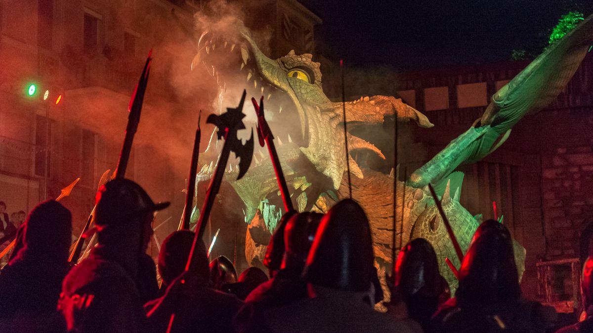 Der Further Drachenstich ist das älteste Volksschauspiel Deutschlands. Die Hauptdarsteller für die Saison 2020 wurden am Wochenende präsentiert.