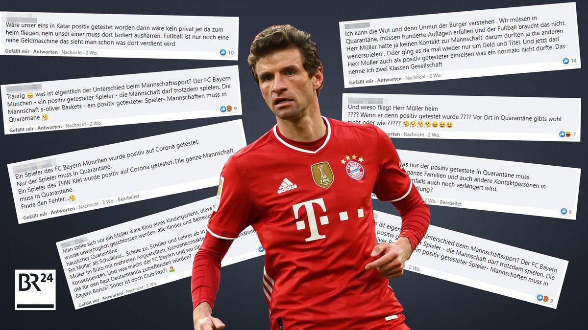 Nutzerkommentare zu Thomas Müller