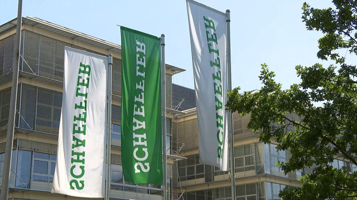 Schaeffler in Herzogenaurach