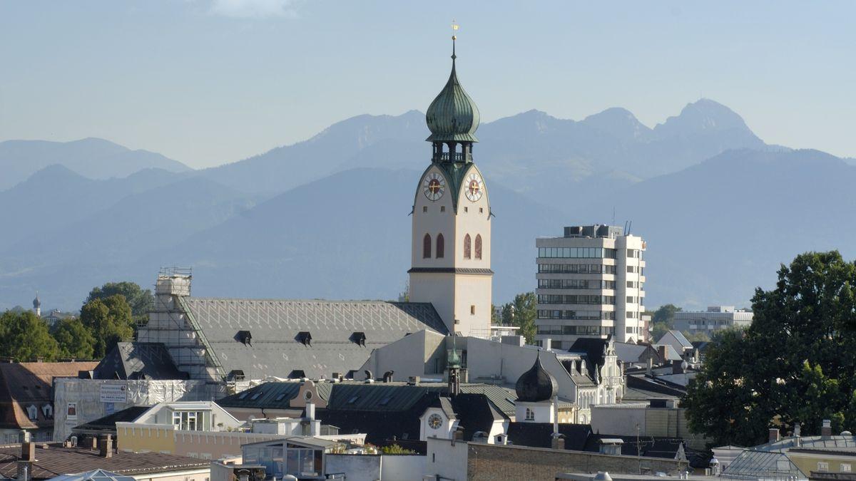 In der Stadt Rosenheim steigen die Infektionszahlen weiter