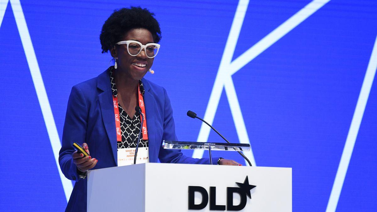 Informatikerin Joy Buolamwini