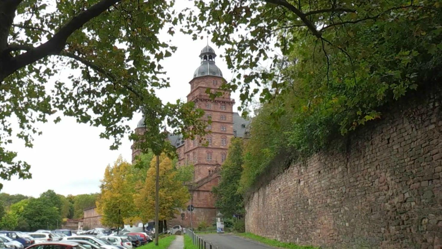 Archiv: Aschaffenburger Schloss Johannisburg