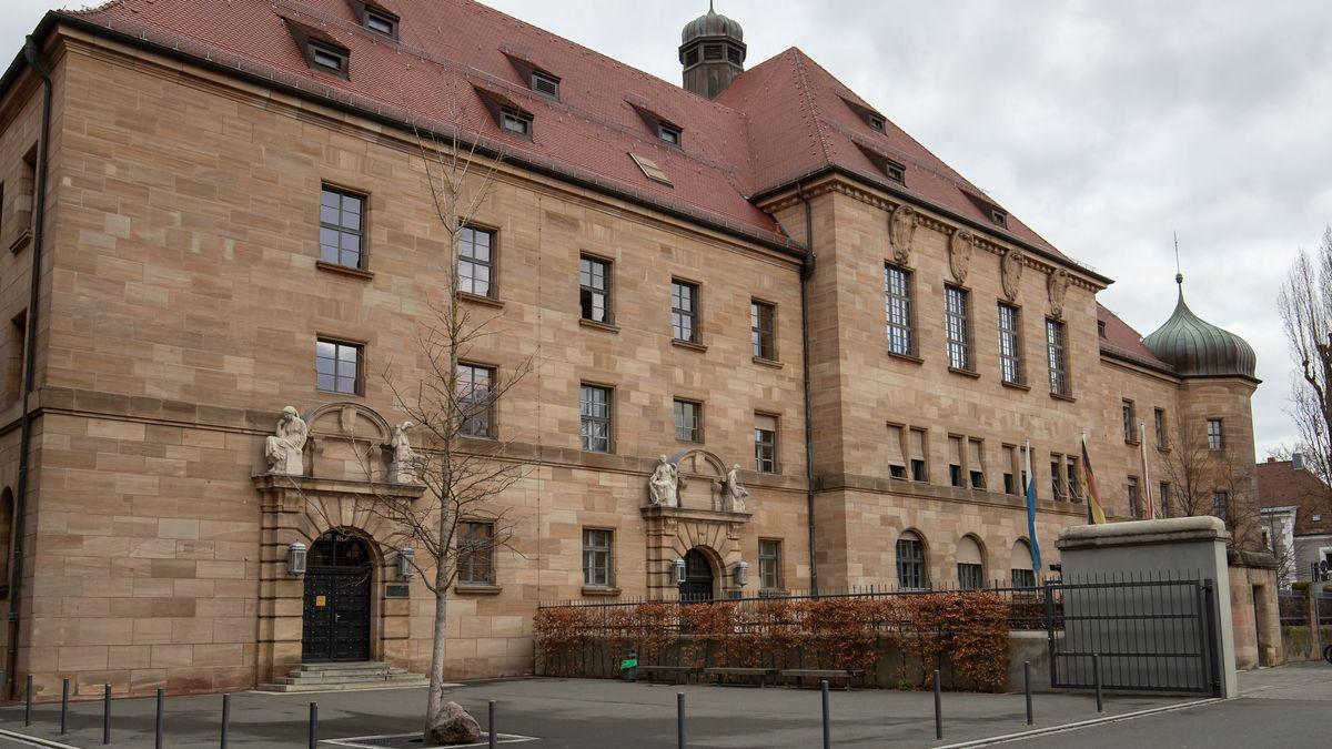 Nürnberger Justizpalast