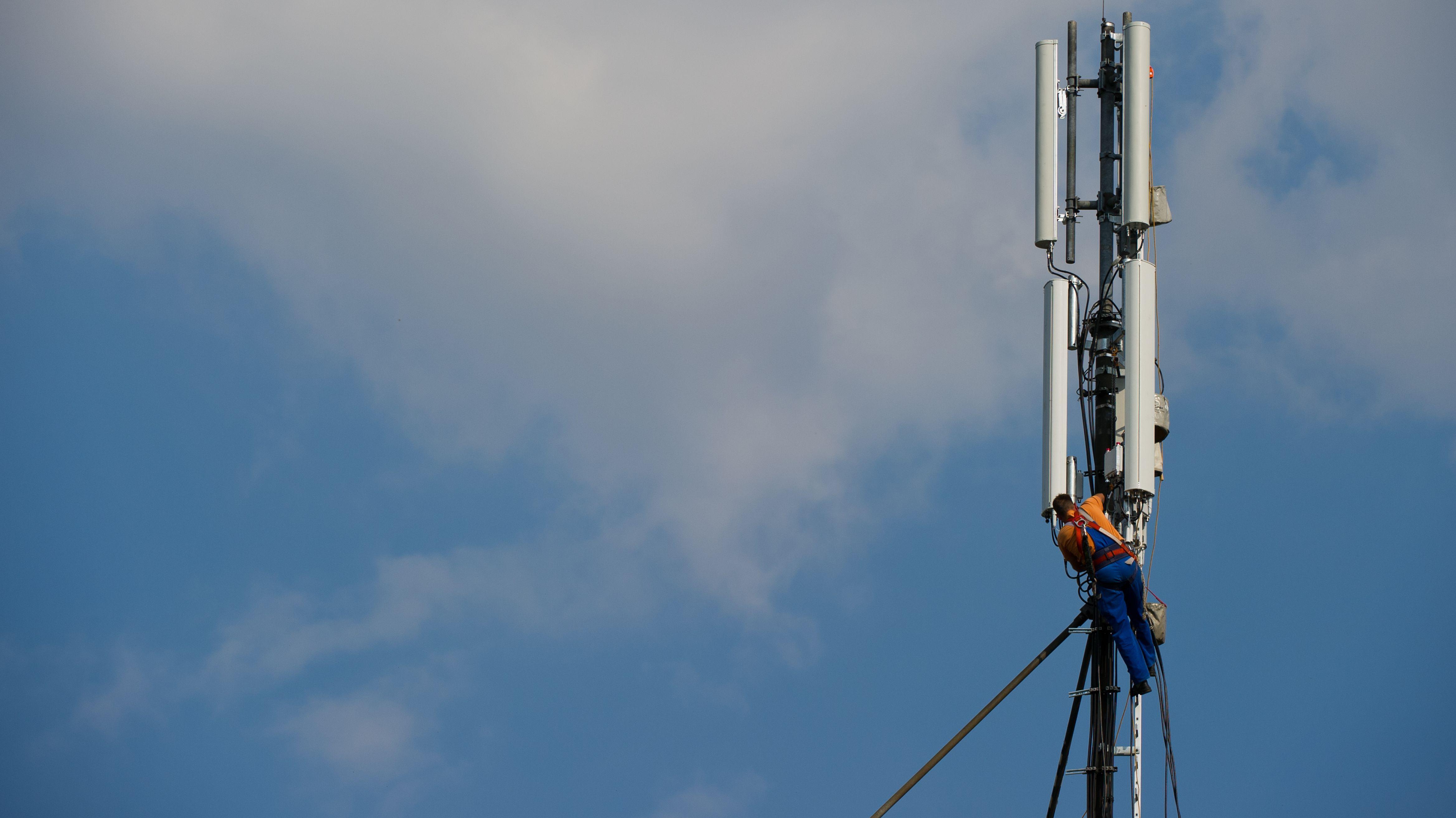 Mobilfunkstrategie für verbesserten Netzausbau
