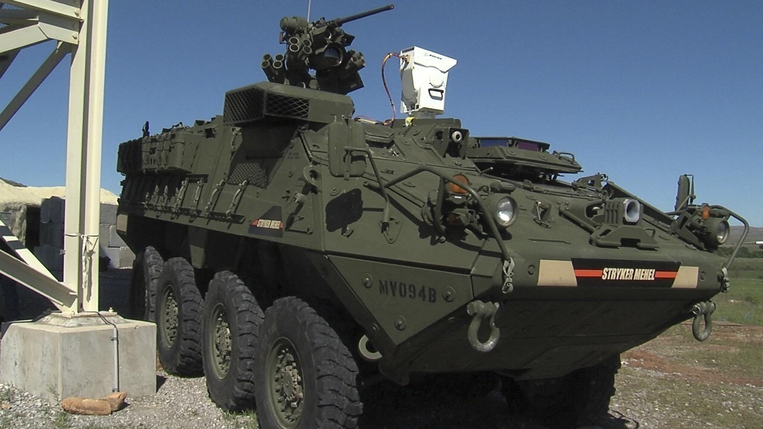 Laserwaffe der U.S. Army