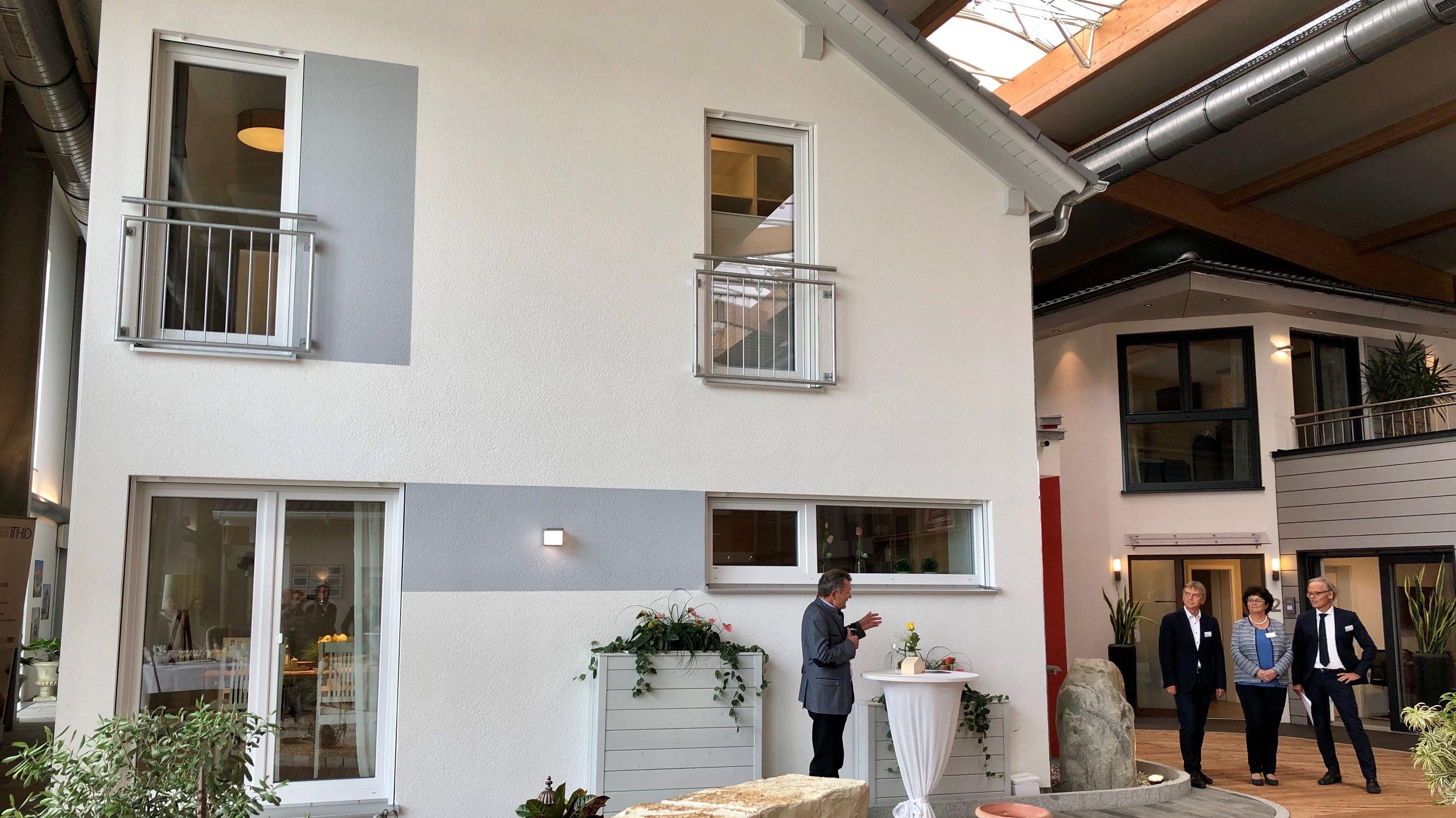Erstes Pflege-Modellhaus in Osterhofen