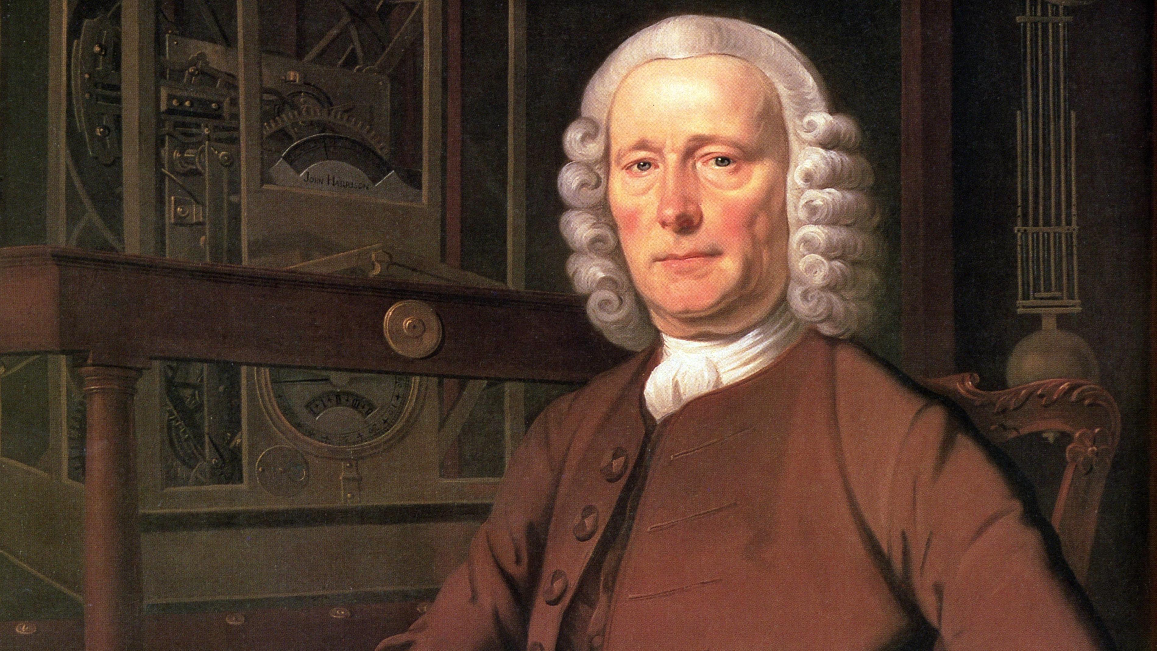 Uhrmacher John Harrison