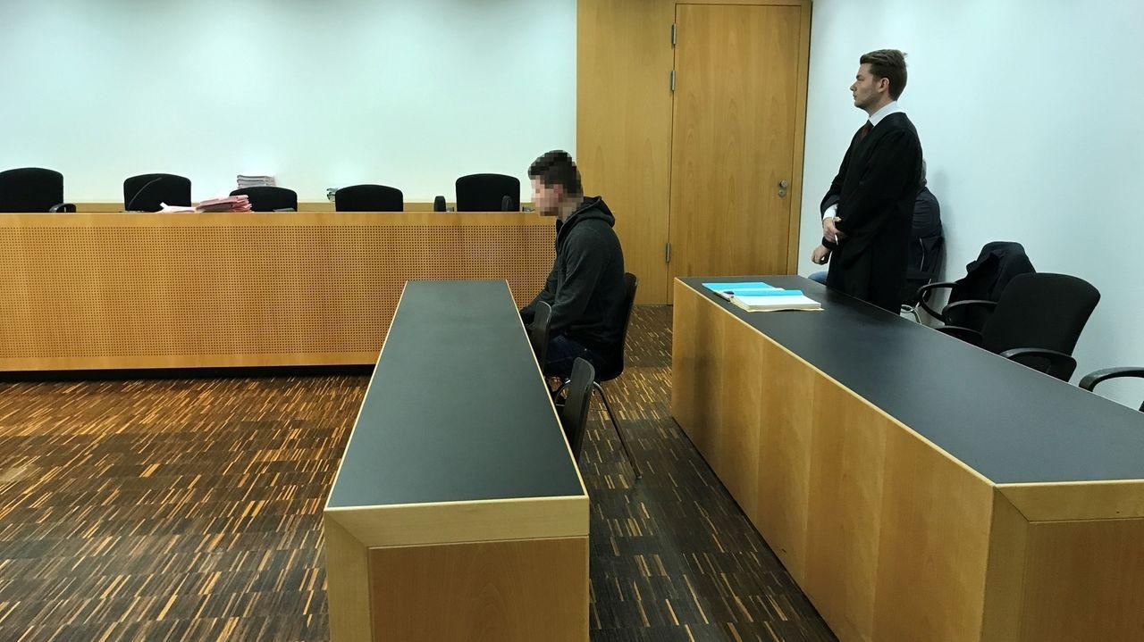 Der Angeklagte wurde vom Landgericht Augsburg für schuldunfähig befunden.