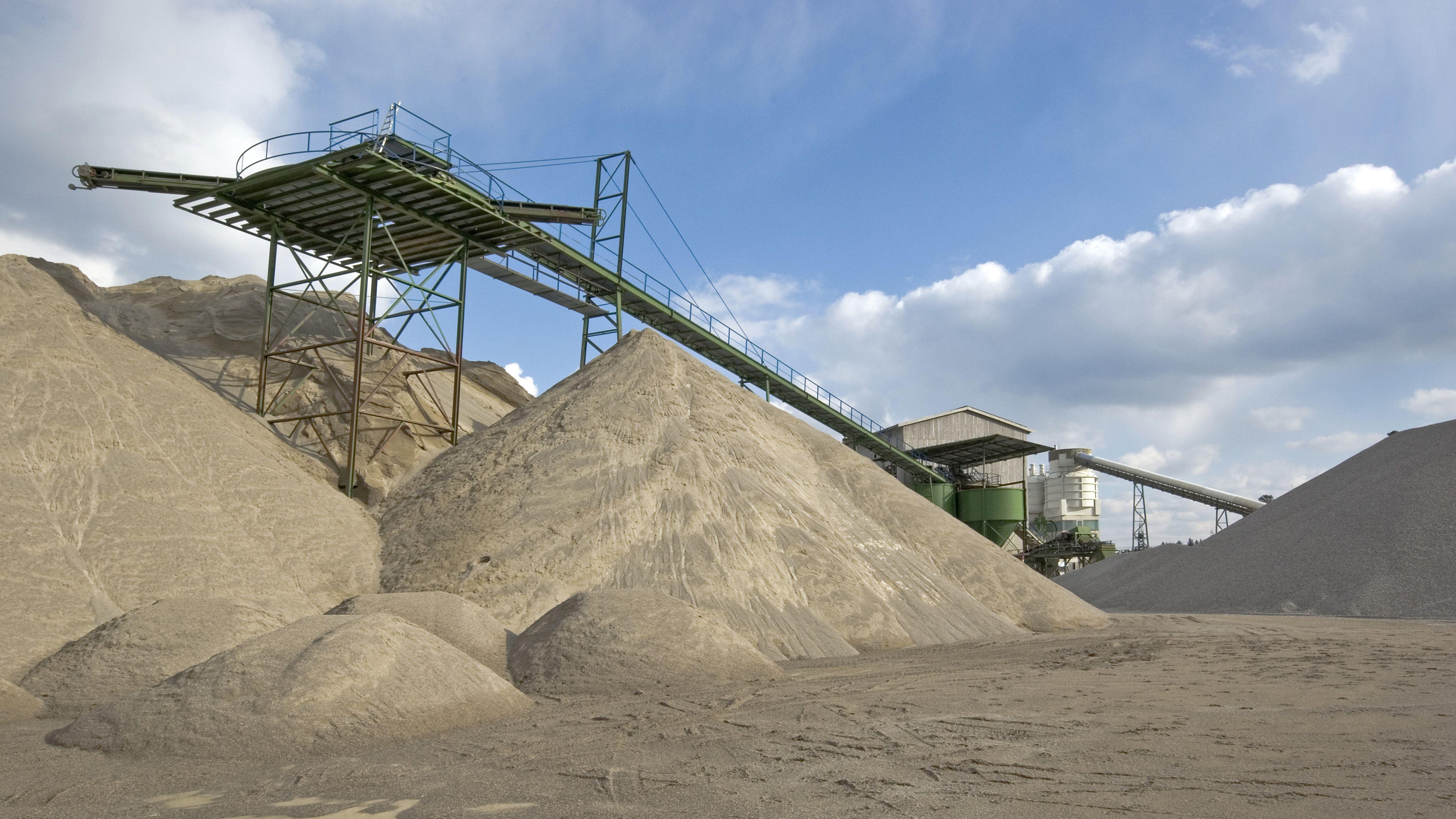 Grafenrheinfeld lehnt Sand- und Kiesabbau ab
