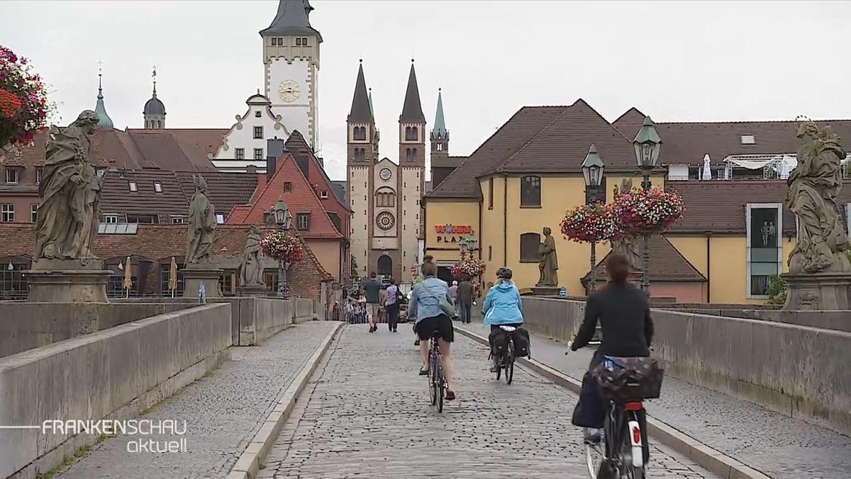 Tourismusbilanz in Franken