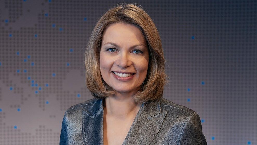 BR24 Rundschau Moderatorin Susanne Franke