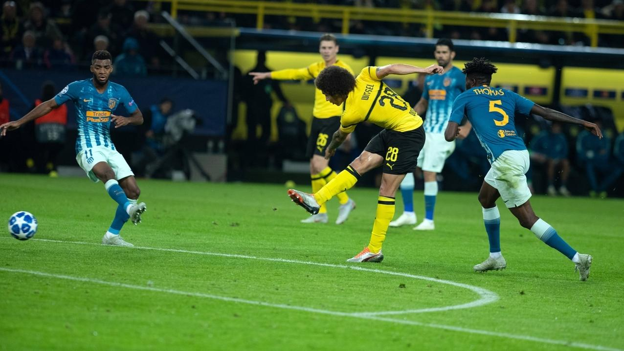 Borussia Dortmund - Atlético Madrid