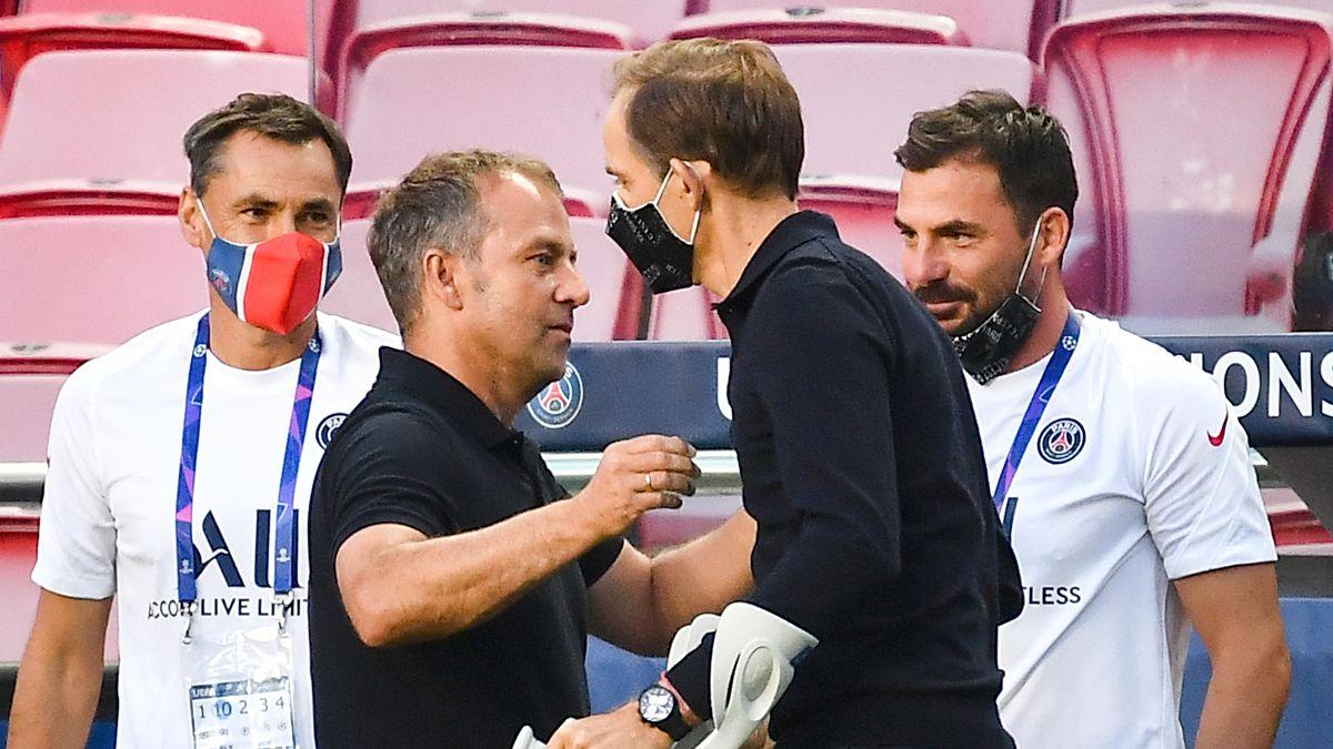 Zum zweiten Mal in der Champions-League-Geschichte stehen zwei deutsche Trainer im Finale. 2013 siegte Jupp Heynckes gegen Jürgen Klopp.