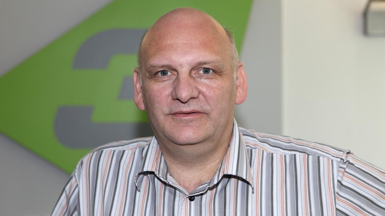 Franz Bergmüller, bayerischer Spitzenkandidat der AfD bei der Landtagswahl 2018.