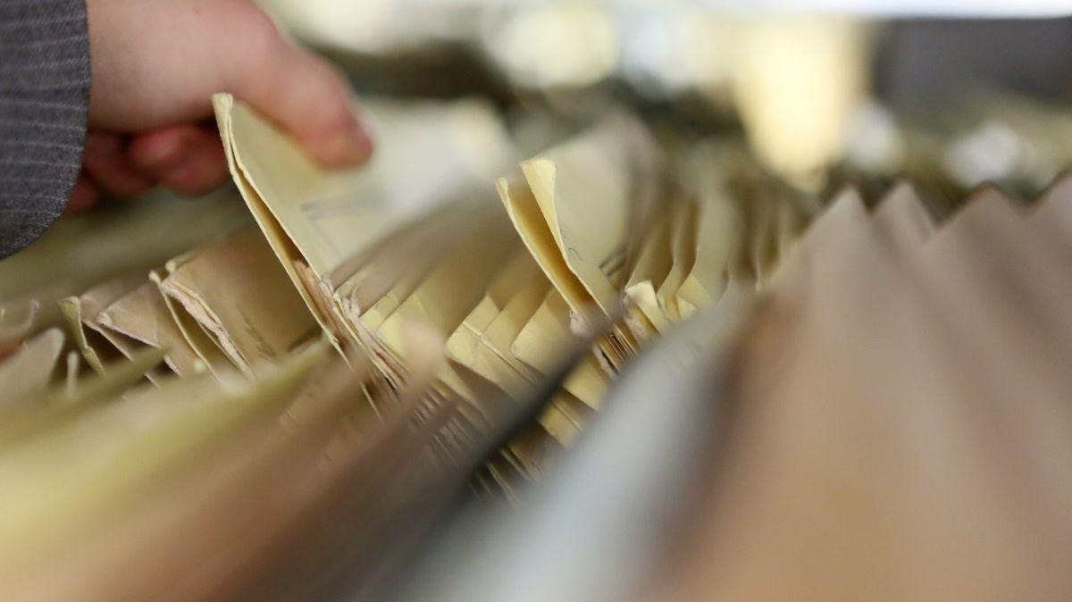 Stasi-Unterlagen wandern ins Bundesarchiv