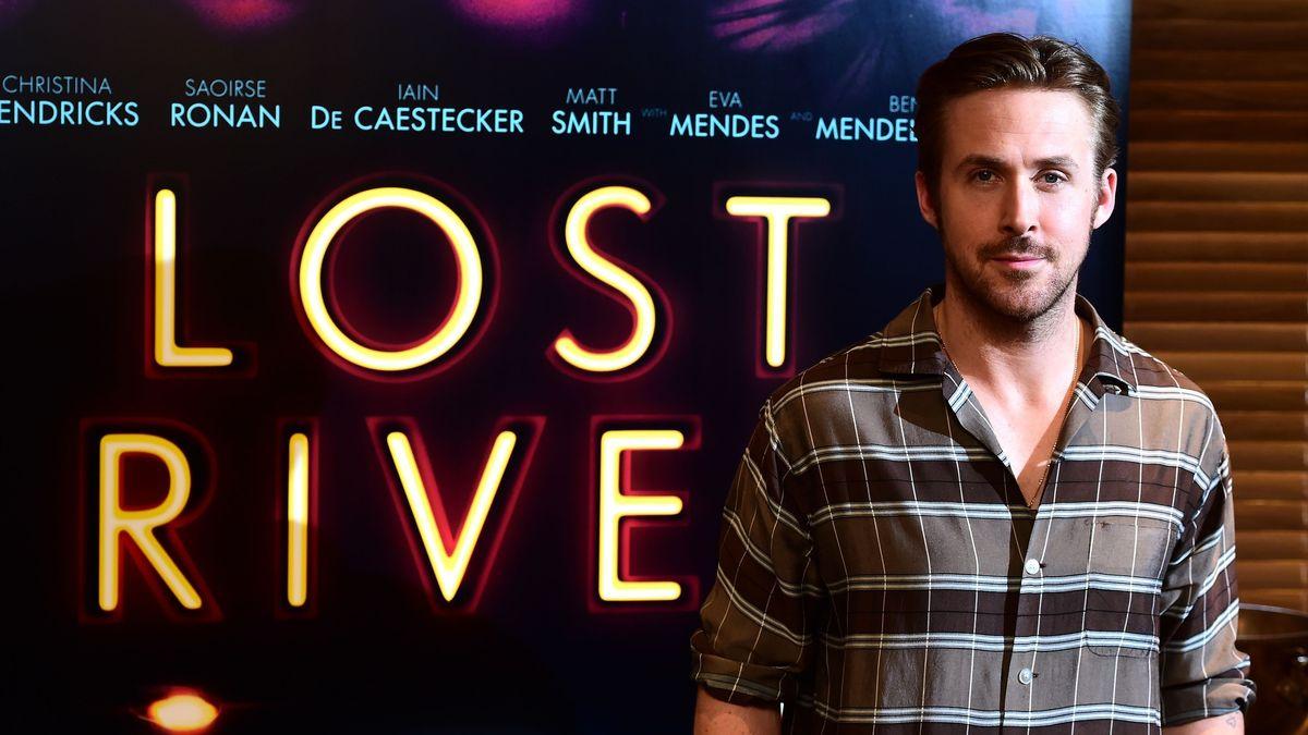 Ryan Gosling bei der Vorstellung seines Filmdebüts