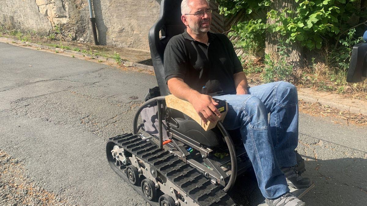 Landkreis Forchheim: Rollstuhl fürs Gelände
