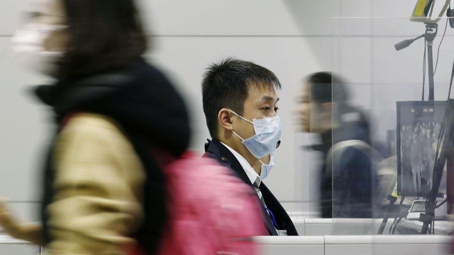 Corona-Virus  in Japan