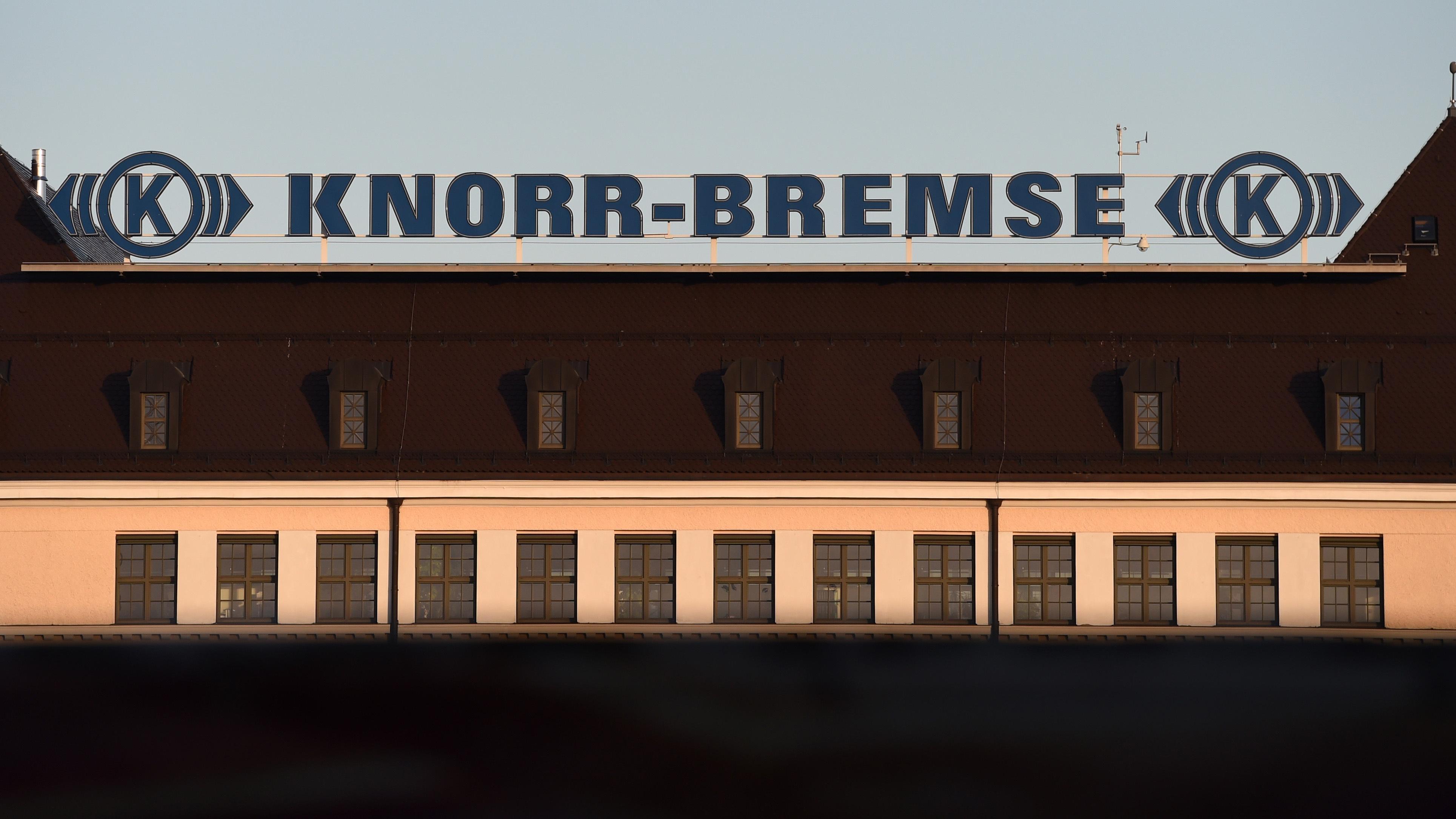 Zentrale von Knorr-Bremse in München