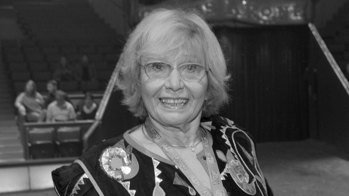 Schauspielerin Ruth Gassmann mit 85 Jahren gestorben.