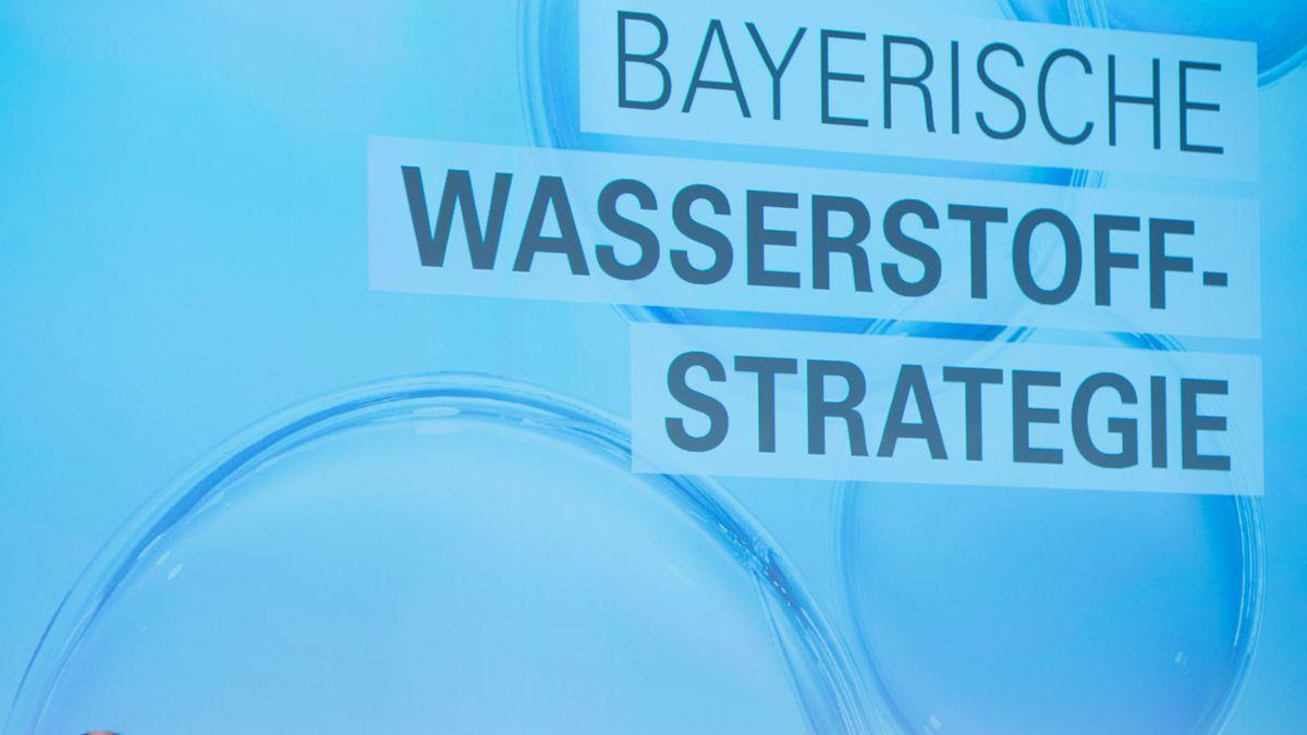Logo Wasserstoffstrategie